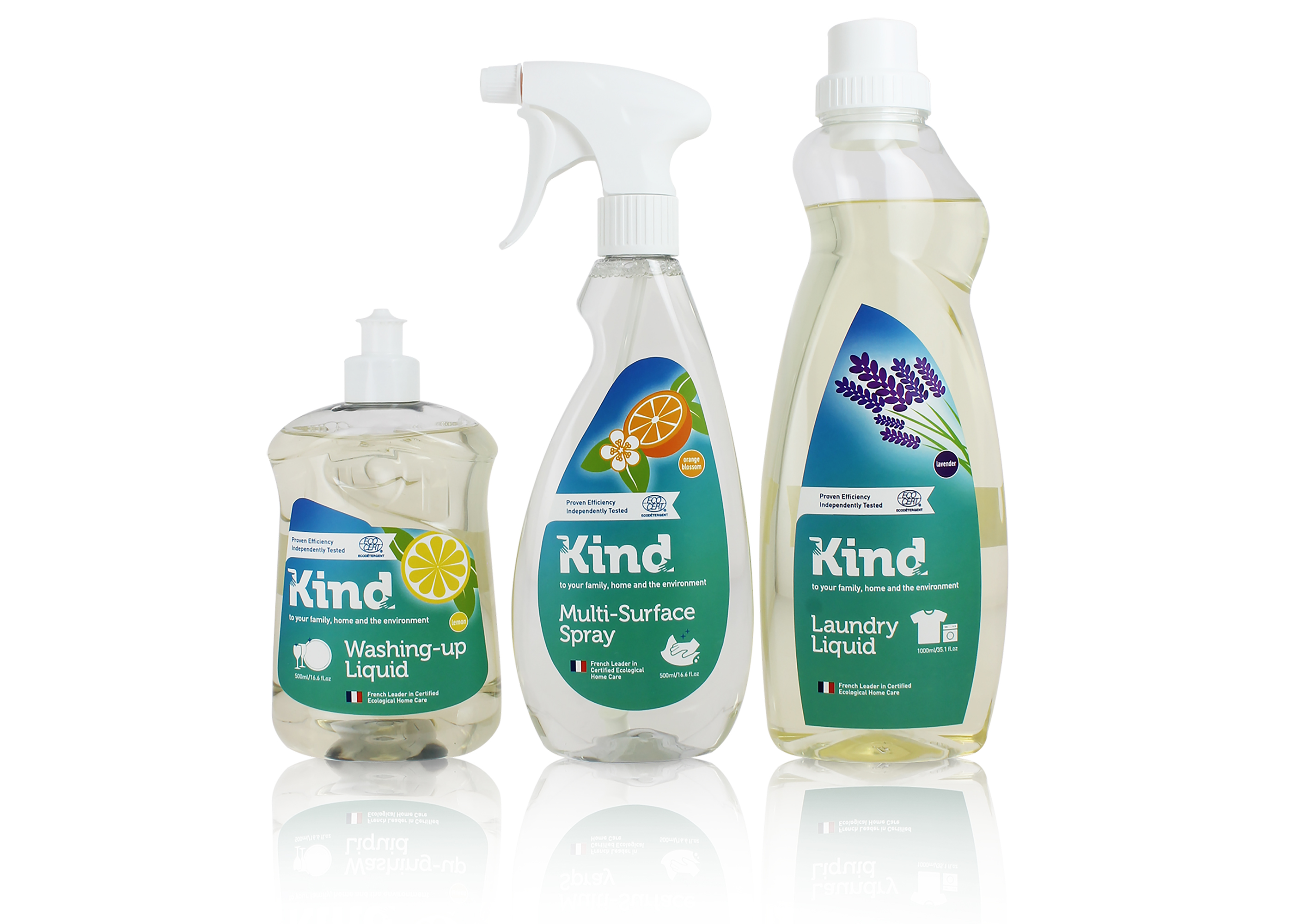 Kind Ecological Cleaning Products
