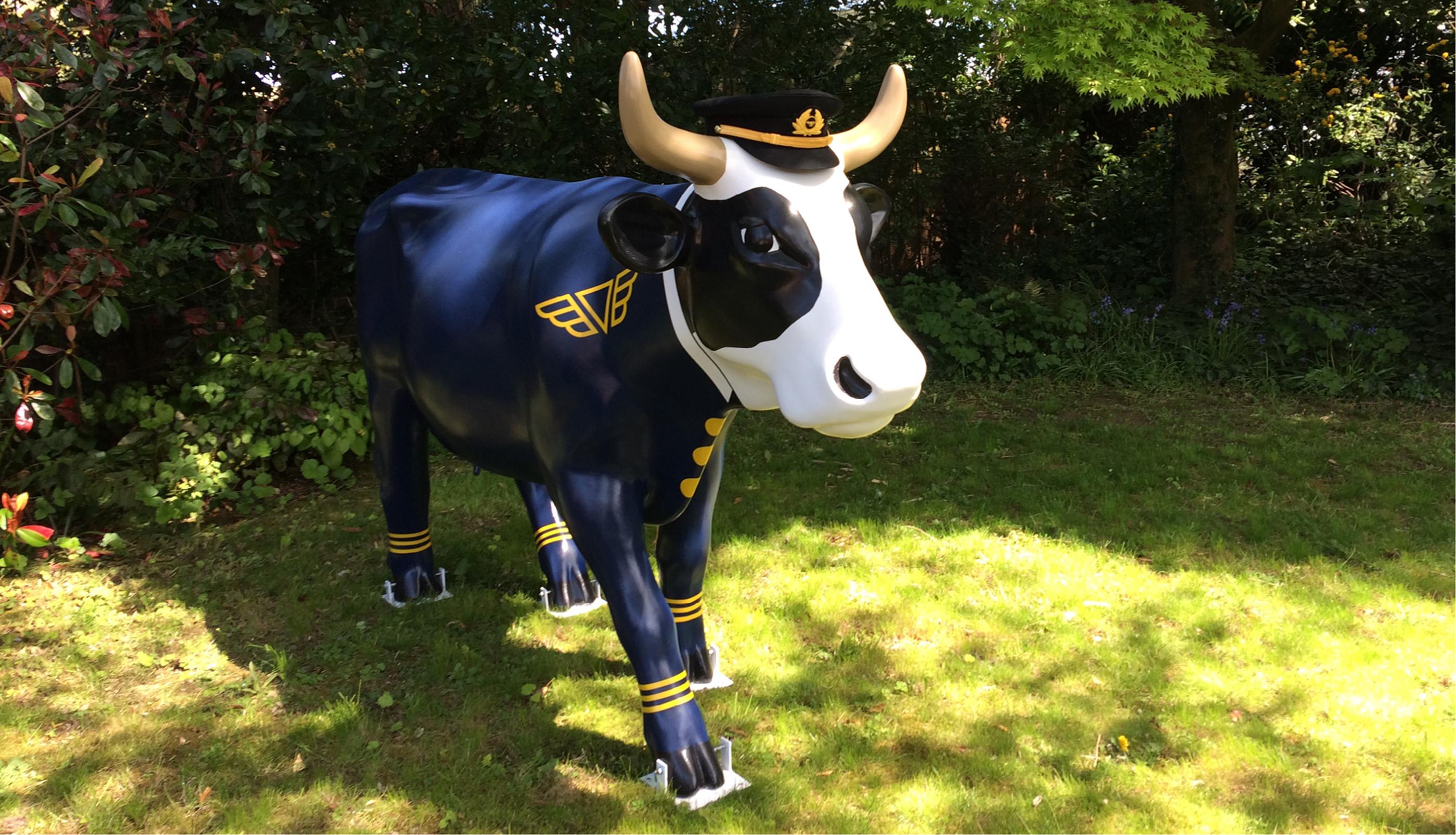 Surrey Hills CowParade